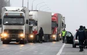 Protesting truckers in Dagestan stopped the strike, said the Deputy of the state Duma