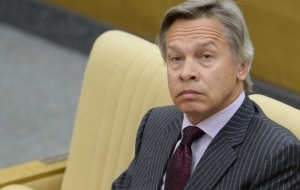 Pushkov about the U.S. sanctions against Russia on Syria: look the logic is impossible