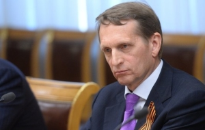Naryshkin: the Russian Federation does not accept the change of governments as a result of outside influence