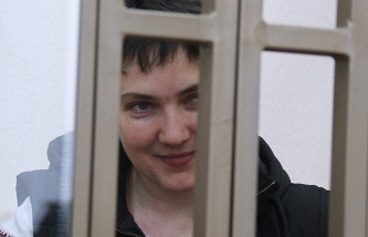 The operator VGTRK in court on the case Savchenko told about the shelling that killed the journalists