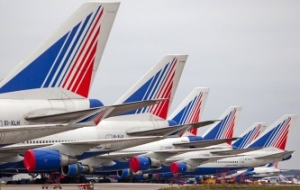 "VTB will give 10 planes of ""Transaero"" ""Aeroflot"", the rest will follow"