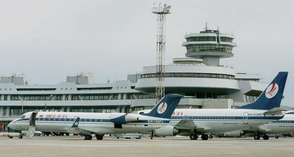 """The airport of Minsk stated that they did not negotiate about the rates with the """"Victory"""""""