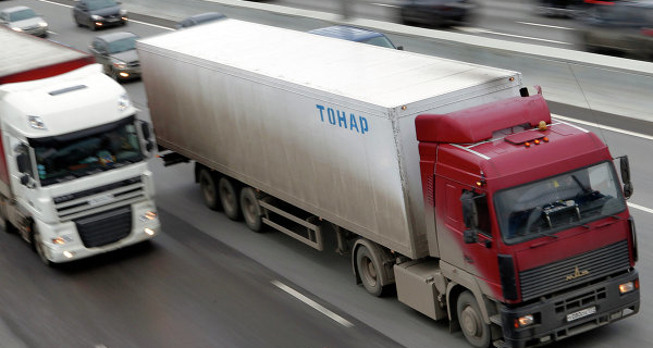 The Ministry of transport: negotiations on the deferred payment for the trucks had not been maintained