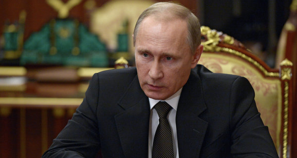 Putin: FNS needs to work on the economic security of the country