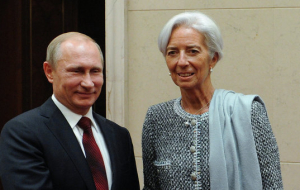 Kremlin: Putin at the G20 summit in Turkey will hold a meeting with Lagarde