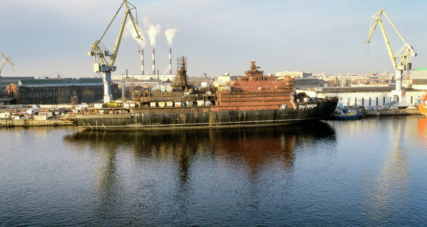 The Leningrad region will develop a new programme of shipbuilding cluster