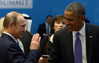 Sands: contact Putin and Obama in Paris is possible, but a separate meeting is not stipulated