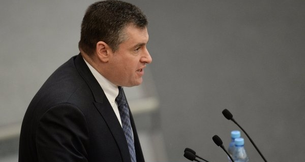 Slutsky: parliamentary forum in 2016 to be dedicated to the fight against terrorism