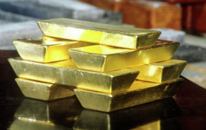 Gold becomes cheaper on stronger dollar
