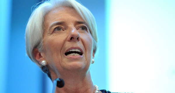Lagarde: Russia after the reform of the IMF to be among the top 10 members of the Fund
