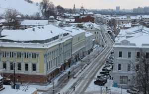 The city Manager of Nizhny Novgorod became the head of the city district