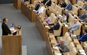 "In the state Duma has assured that the salary of MPs is not growing ""not one penny"""