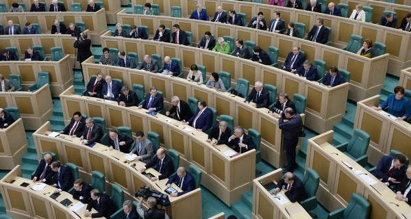 The Federation Council at the final meeting will review about 100 questions