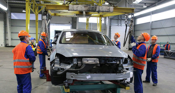 Dvorkovich: the budget for 2016 in the automotive industry may reach 50 billion rubles