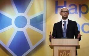 In Crimea consider a fiction the statement of Yatsenyuk about the commercial blockade of the Peninsula