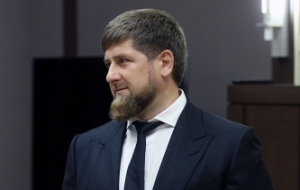 "Kadyrov called for combating ""terrorist international"""