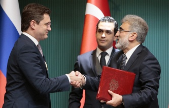 Novak: Russia is ready to increase gas supplies to Turkey