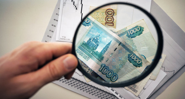 The budget deficit of Russia for 10 months has made 589,774 billion