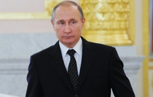 Putin: gas from the Caucasus will go to the Crimea in 2017