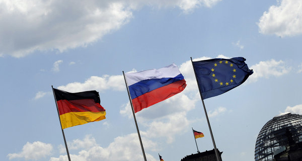 German business supports the gradual lifting of sanctions from Russia