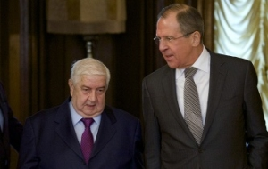 Lavrov: Russia urges Saudi Arabia not to exclude anyone from the meeting of the Syrian opposition