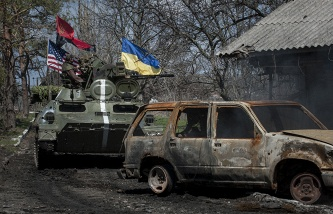Kremlin: the Donbass was fighting only volunteers from Russia