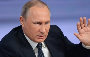 "Putin: Russia is not going to ""blow lips"" because of sanctions"