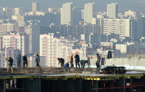 In the Tyumen region had introduced more than 1.8 million square meters of housing since the beginning of the year