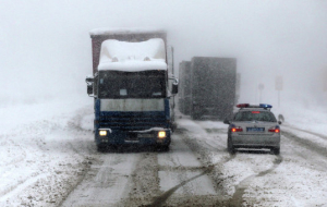 Putin is waiting for the transport tax for trucks will be cancelled in 2016