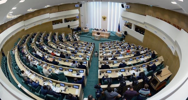 """Committees of the Federation Council supported the bill """"far ha"""""""