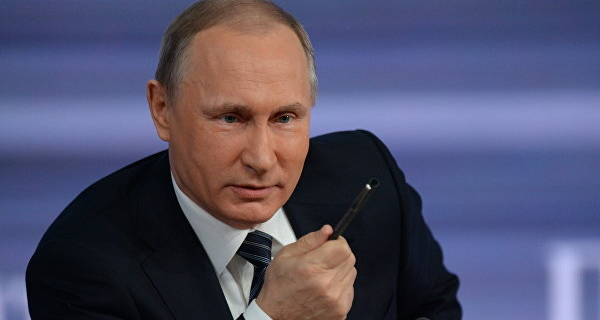 Putin said that the government lacks quality solutions