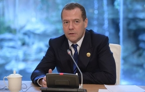 Medvedev has positively assessed the measures of state support of the economy in 2015