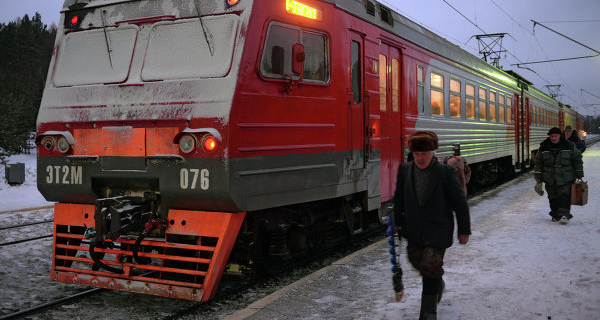 The FAS will check the price of tickets for trains in eight regions of Russia