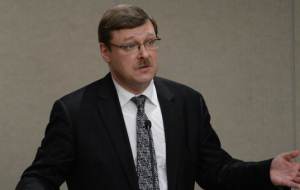 Kosachev: the U.S. is starting to understand the need to work together with Russia