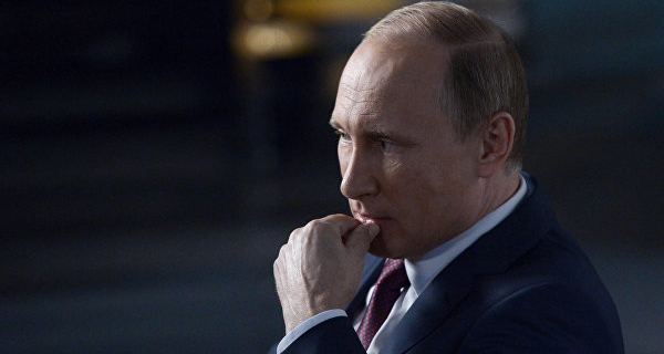 """Putin instructed to check the expenditure of funds of JSC """"Special economic zones"""""""