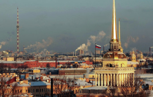 International tourism forum will open Tuesday in St. Petersburg