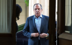Lavrov meets with the representatives of Italian business