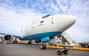 "Loukoster ""Victory"" moved the 3-millionnov passenger on the flight Moscow-Sochi"