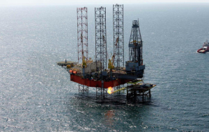"Drilling rigs ""Chernomorneftegaz"" is back in Russian waters"