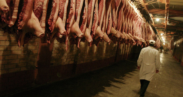 Ban on export of meat products from the Russian Federation in the UAE will be filmed on December 11