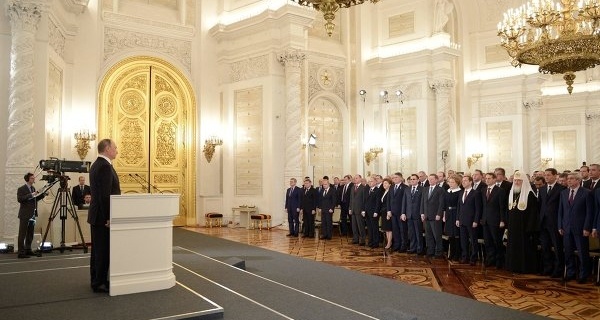 The emphasis of the message Putin: the Turkish question and social policy in Russia