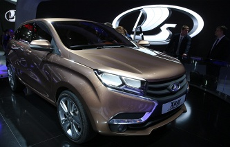 """""""AvtoVAZ"""" has started the countdown to the start of serial production of Lada XRAY"""