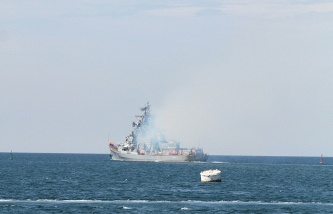 Expert: Turkish seiner could pose a real threat to the fighting ship of the Russian Federation