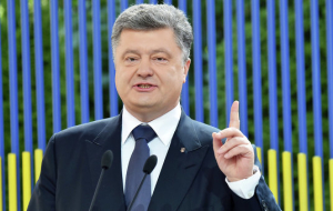Poroshenko expects positive decision of the IMF on the financing of the country