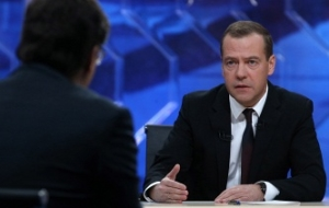 "About the oil game, ""plans b and C"" and turning to the East: economic Medvedev statement"