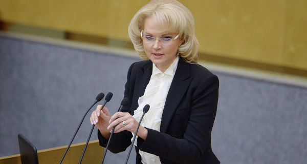 Golikova: the regions do not have funds for the implementation of the may decrees