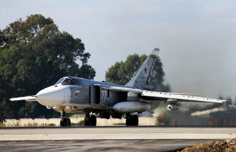 Spring: NATO support Ankara in the situation with the su-24 is suggestive of joint provocation