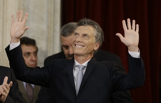 The Russian security Council: the President of Argentina reiterated his determination to develop cooperation with Russia