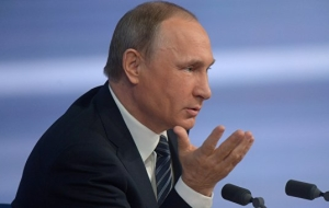 """We have nothing to fear"". The key statements of Vladimir Putin in 2015"