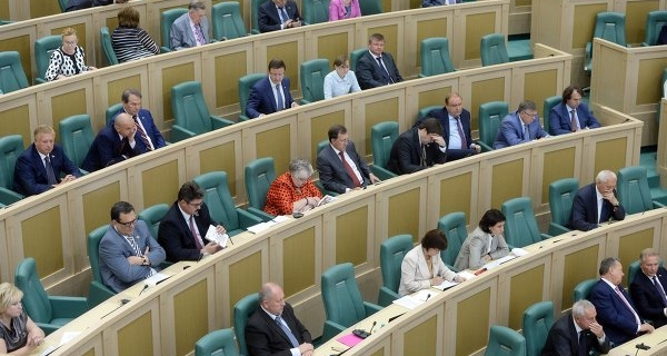 The delegation of the Federation Council in 2016, plans to visit the United States, China and Italy